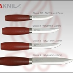 morakniv classic all 1 2 3 2-0 comparision