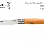opinel classic carbon 12 0001